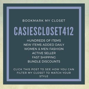 Other - Click this post to learn how to shop my closet!